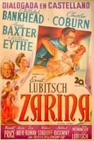 A Royal Scandal - Argentinian Movie Poster (xs thumbnail)