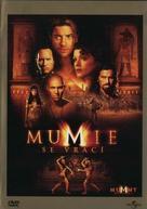 The Mummy Returns - Czech Movie Cover (xs thumbnail)