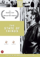 Stand der Dinge, Der - Danish DVD cover (xs thumbnail)