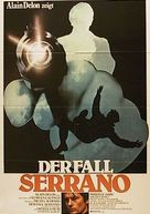 Mort d'un pourri - German Movie Poster (xs thumbnail)