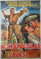 American Guerrilla in the Philippines - Turkish Movie Poster (xs thumbnail)
