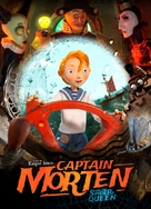 Captain Morten and the Spider Queen - British Video on demand cover (xs thumbnail)