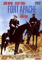 Fort Apache - Spanish DVD movie cover (xs thumbnail)