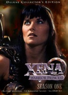 """Xena: Warrior Princess"" - DVD cover (xs thumbnail)"
