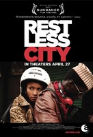 Restless City - Movie Poster (xs thumbnail)