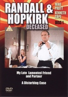 """""""Randall and Hopkirk (Deceased)"""" - British DVD cover (xs thumbnail)"""