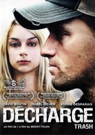 Décharge - Canadian DVD cover (xs thumbnail)