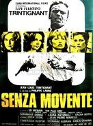 Sans mobile apparent - Italian Movie Poster (xs thumbnail)