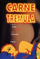 Carne trémula - Italian Movie Cover (xs thumbnail)