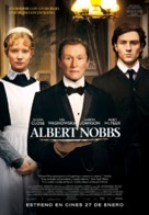 Albert Nobbs - Spanish Movie Poster (xs thumbnail)