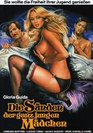 Scandalo in famiglia - German Movie Poster (xs thumbnail)