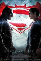 Batman v Superman: Dawn of Justice - Norwegian Movie Poster (xs thumbnail)