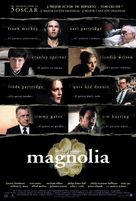 Magnolia - Mexican Movie Poster (xs thumbnail)