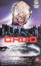C.H.U.D. - British VHS cover (xs thumbnail)