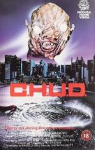 C.H.U.D. - British VHS movie cover (xs thumbnail)