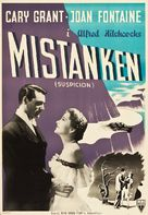 Suspicion - Danish Movie Poster (xs thumbnail)
