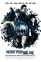 Now You See Me - Movie Poster (xs thumbnail)