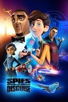 Spies in Disguise - Movie Cover (xs thumbnail)