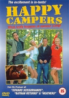 Happy Campers - British DVD cover (xs thumbnail)