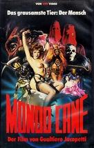 Mondo cane - German VHS cover (xs thumbnail)