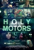 Holy Motors - Spanish Movie Poster (xs thumbnail)