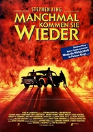 Sometimes They Come Back - German Movie Poster (xs thumbnail)