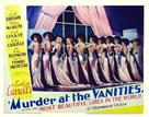 Murder at the Vanities - poster (xs thumbnail)