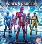 Power Rangers - British Movie Cover (xs thumbnail)