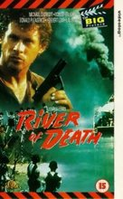 River of Death - British VHS movie cover (xs thumbnail)