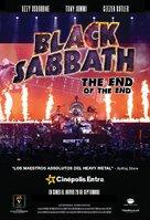 Black Sabbath the End of the End - Peruvian Movie Poster (xs thumbnail)