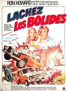 Grand Theft Auto - French Movie Poster (xs thumbnail)