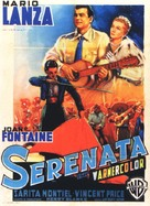 Serenade - Italian Movie Poster (xs thumbnail)