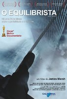 Man on Wire - Brazilian Movie Cover (xs thumbnail)