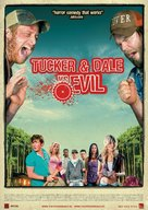 Tucker and Dale vs Evil - Dutch Movie Poster (xs thumbnail)