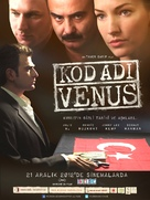 Kod Adi: Venüs - Turkish Movie Poster (xs thumbnail)