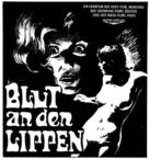 Les lèvres rouges - German poster (xs thumbnail)