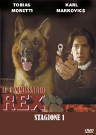 """Kommissar Rex"" - Italian DVD movie cover (xs thumbnail)"