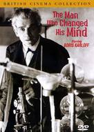 The Man Who Changed His Mind - DVD cover (xs thumbnail)