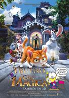 Thunder and The House of Magic - Argentinian Movie Poster (xs thumbnail)