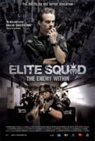 Tropa de Elite 2 - O Inimigo Agora É Outro - Movie Poster (xs thumbnail)