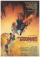 The Goonies - German Movie Poster (xs thumbnail)