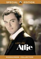 Alfie - DVD movie cover (xs thumbnail)