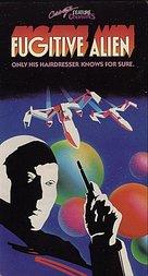 Fugitive Alien - VHS movie cover (xs thumbnail)