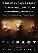 The Pact - British Movie Poster (xs thumbnail)