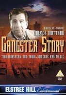 Gangster Story - British Movie Cover (xs thumbnail)