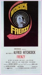 Frenzy - Italian Movie Poster (xs thumbnail)