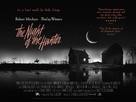 The Night of the Hunter - British Re-release movie poster (xs thumbnail)