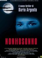 Non ho sonno - Italian Movie Poster (xs thumbnail)