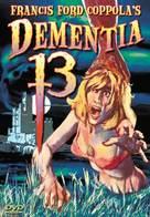 Dementia 13 - DVD cover (xs thumbnail)