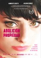 Abolición de la propiedad - Mexican Movie Poster (xs thumbnail)